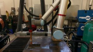 cobot assisted welding